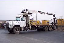 IMT 16042 Drywall Crane For Sale